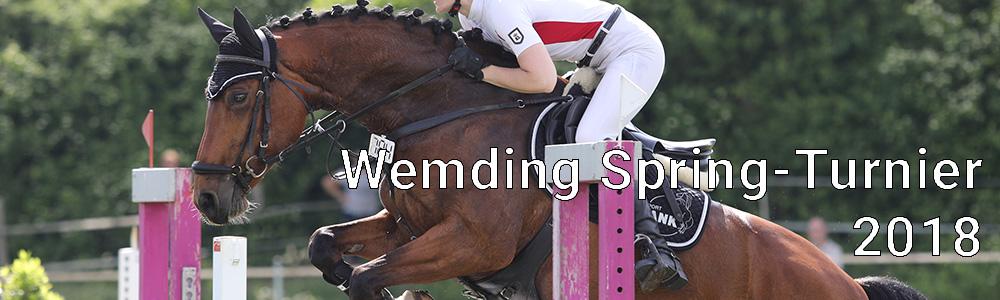 Wemding Spring-Turnier 2018